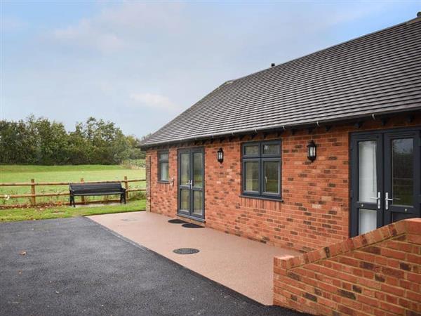 Jemmett Lodge in Mersham, near Ashford, Kent