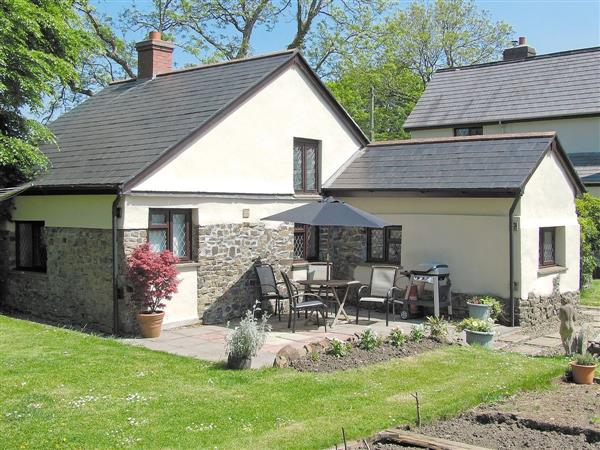 Jennings Cottage in Cornwall
