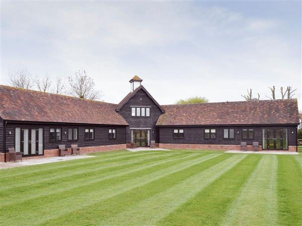 Jenningsbury Farm Cottages - Ash Barn in Hertfordshire