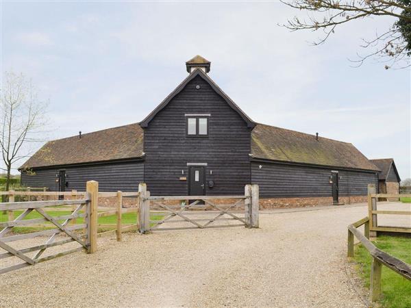 Jenningsbury Farm Cottages - Oak Barn in Hertfordshire