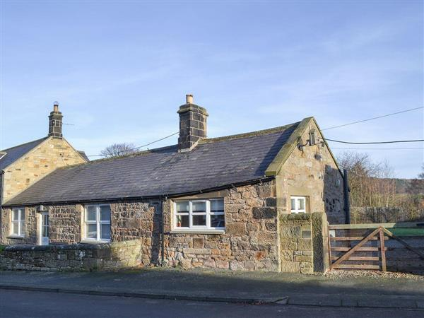 Jennys Cottage in Northumberland