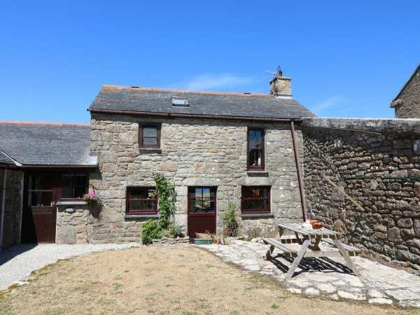Jennys Cottage in Cornwall