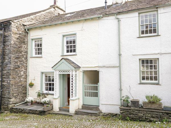 Jessamine Cottage in Hawkshead, Cumbria