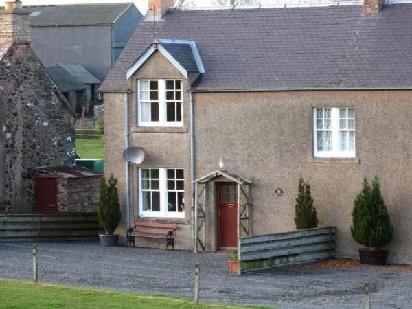 Jocks Cottage in Roxburghshire