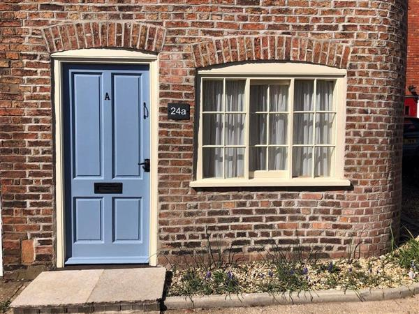 Johns Cottage in Lincolnshire