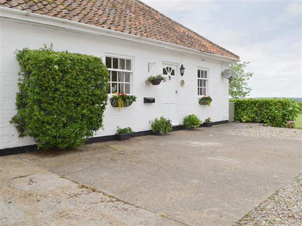 Josies Cottage in Norfolk