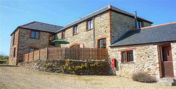 Karadow Cottage in Cornwall