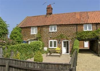 Kaths Cottage from Sykes Holiday Cottages