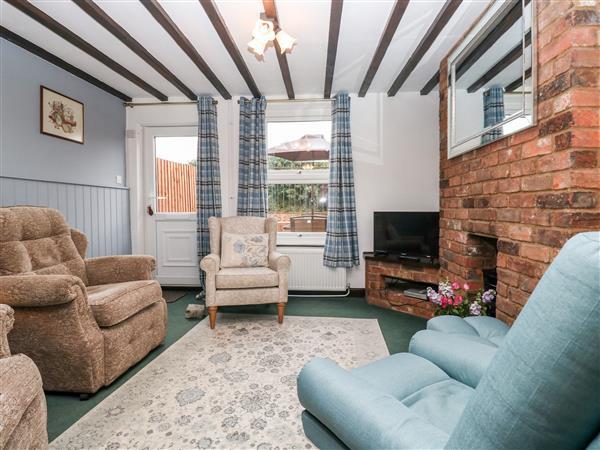 Kathy's Cottage in Norfolk