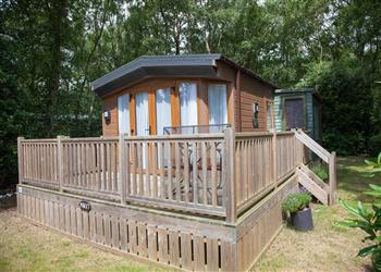 Kathy's Lodge from Norfolk Hideaways