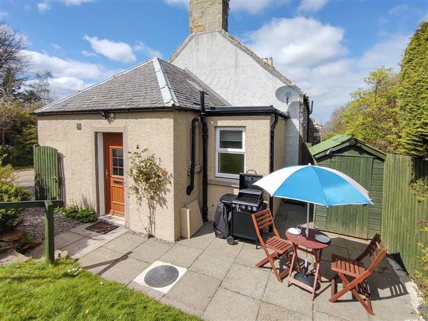 Katmoget Cottage in Fife
