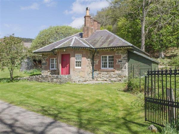 Katy's Cottage, Glenprosen, by Kirriemuir, Angus., Scotland