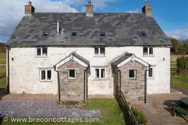 Keepers Cottage in Powys