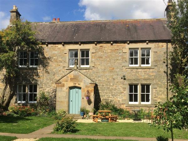 Keepershield Farmhouse in Northumberland