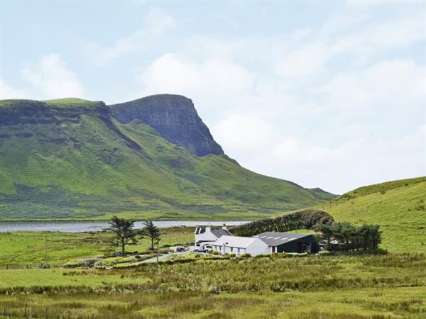 Kelpie Cottage in Isle Of Skye