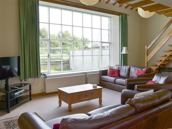 Kennacott Court Cottages - The Granary in Cornwall
