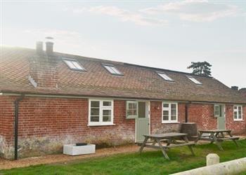 Kennelmans Cottage in Dorset