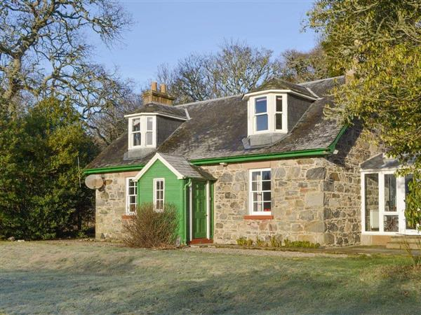Kennels Cottage in Inverness-Shire