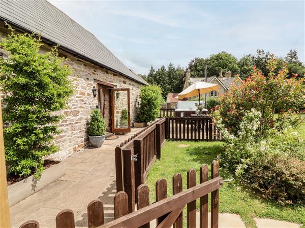 Kensley Lodge in Gloucestershire