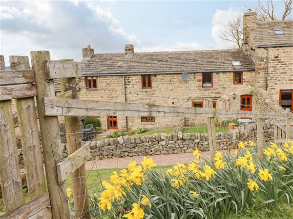 Kestrel Cottage in West Yorkshire