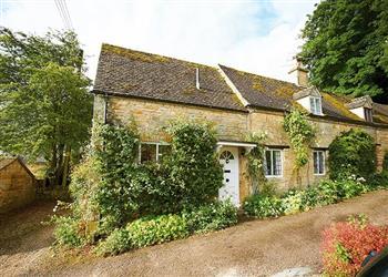 Keytes Cottage in Gloucestershire