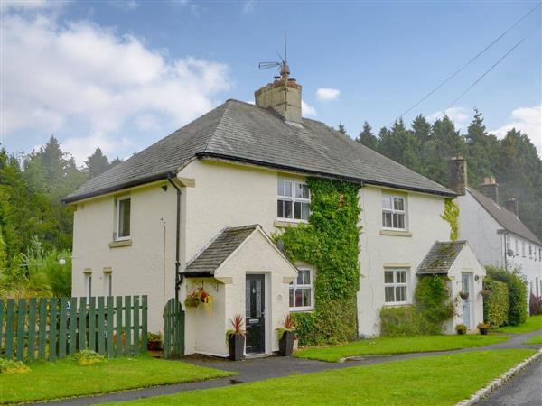 Kielder Kip Cottage in Northumberland