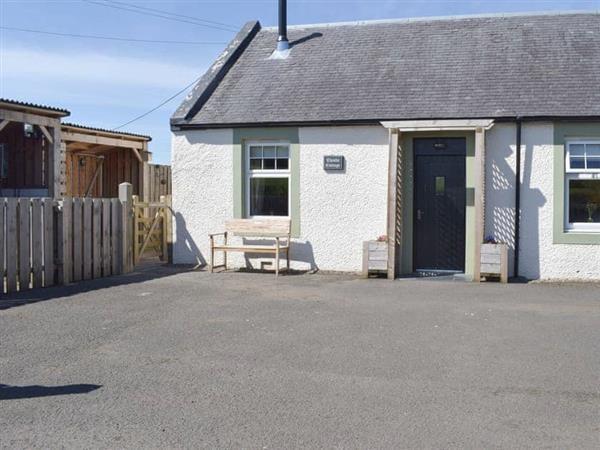 Killoch Cottage in Ayrshire