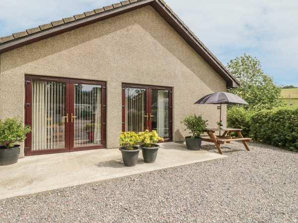 Kilt Room Cottage in Banffshire