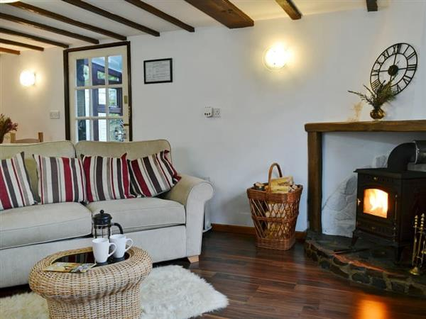 Kingfisher Cottage in Bradworthy, near Holsworthy, Devon