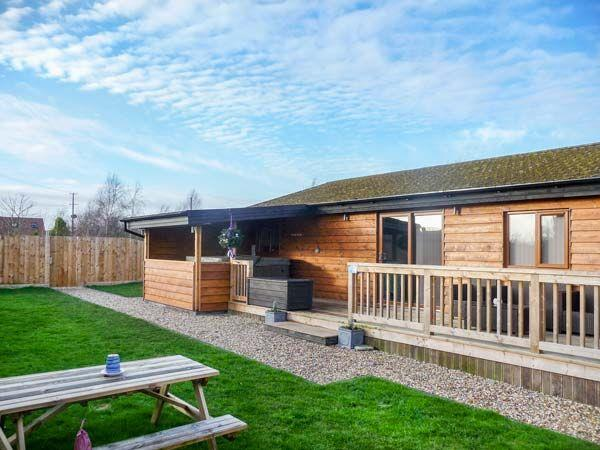 Kingfisher Lodge in North Humberside