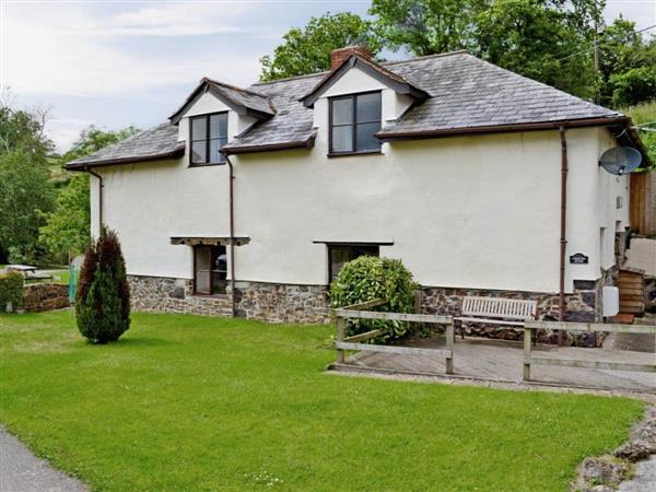 Kingsford Farm Cottages - Cherrytree Cottage in Devon