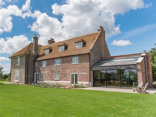 Kingshill Farmhouse in Kent