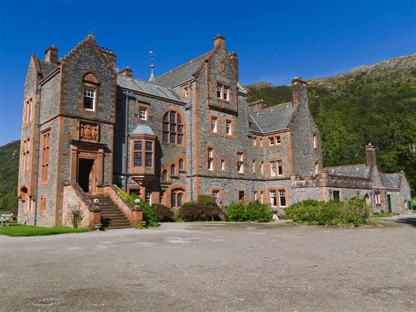 Kinlochmoidart House in Inverness-Shire