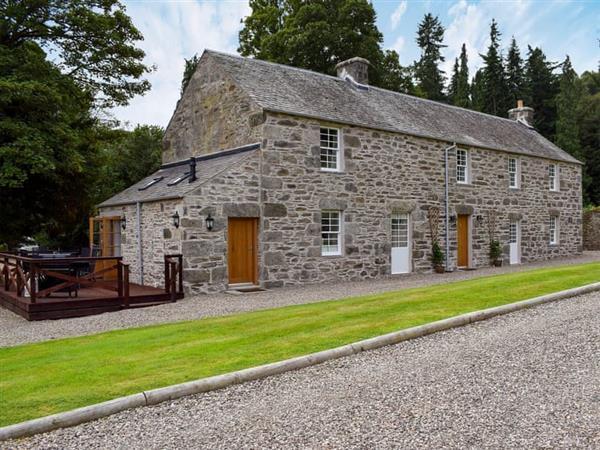 Kinnaird Estate Cottages - Brandoch Lodge in Perthshire