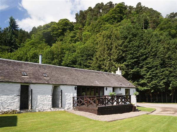 Kinnaird Estate Cottages - Jock Scott Cottage in Perthshire