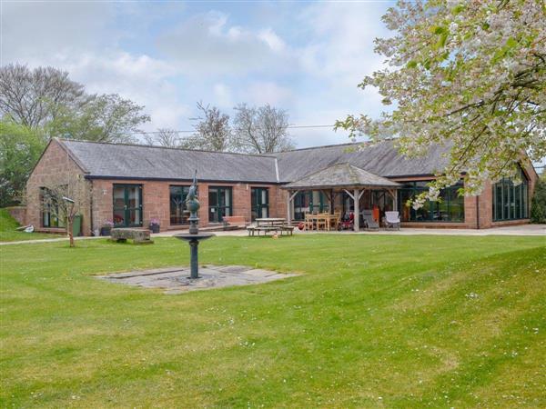 Kinnelhook Holiday Cottage in Dumfriesshire