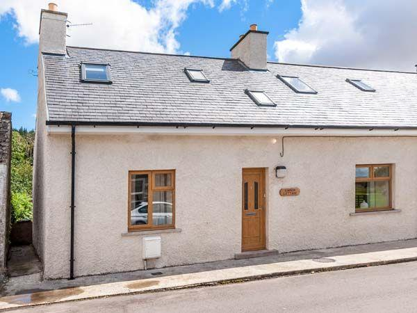 Kinnen Cottage in Wigtownshire