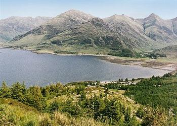 Kintail in Ross-Shire