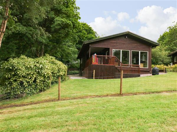 Kipling Lodge in Staffordshire