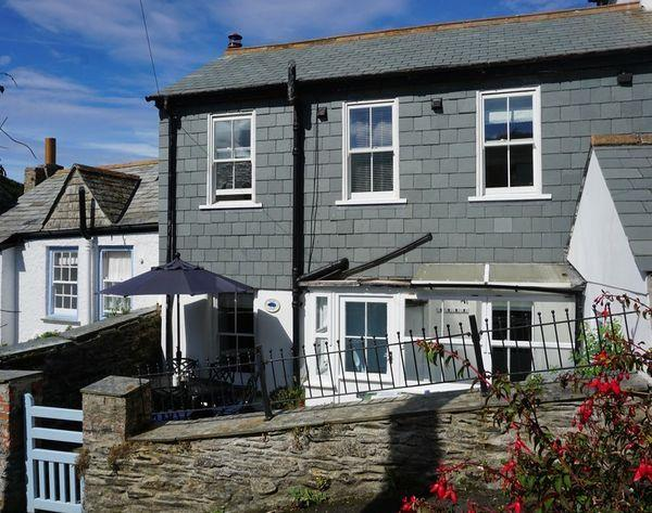 Kipper Cottage in Cornwall