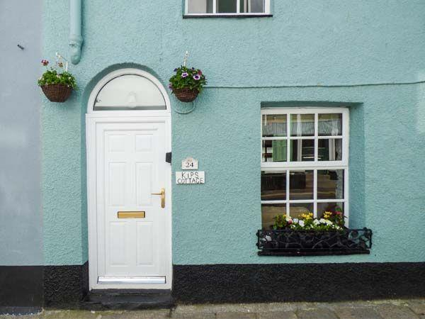 Kips Cottage in Cornwall
