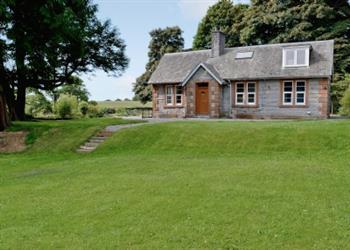 Kirkennan Lodge in Kirkcudbrightshire