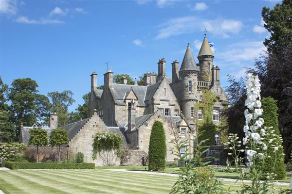 Kirkliston Castle in West Lothian