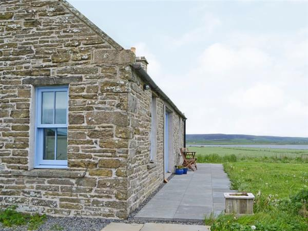 Kirkness - Harrays Little Bothy from Cottages 4 You