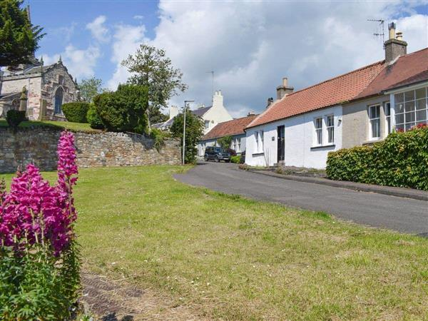 Kirkview Cottage in Fife