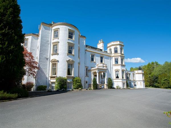 Kirroughtree Country House, Wigtownshire