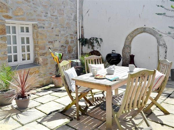 Kitchen Cottage in Cornwall