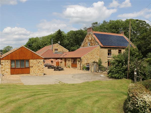 Kitchen Cottage in North Yorkshire