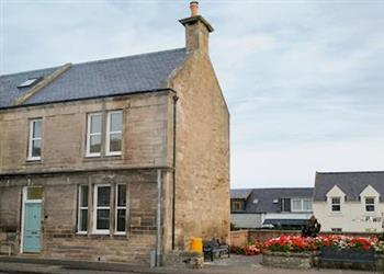 Kittiwake Cottage in Morayshire
