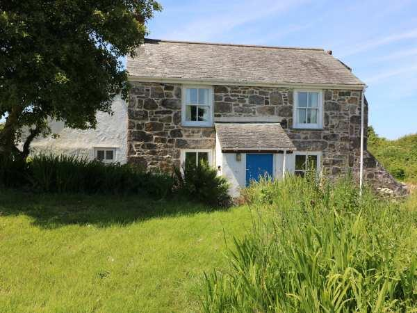 Kitts Cottage in Cornwall